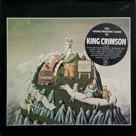 King Crimson - The Young Persons' Guide To King Crimson