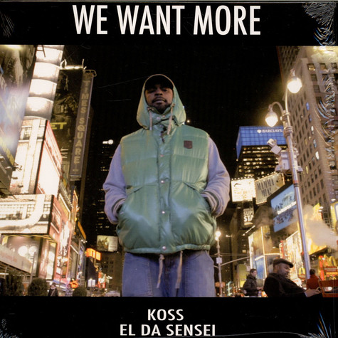 DJ KossEl Da Sensei - We Want More