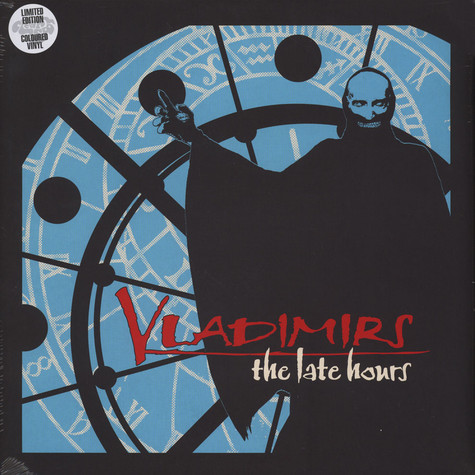 Vladimirs - The Late Hours Blue Vinyl Edition