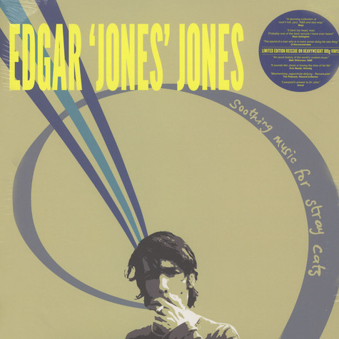 Edgar Jones - Soothing Music For Stray Cats