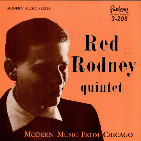 Red Rodney Quintet - Modern Music From Chicago