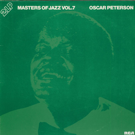 Oscar Peterson - Masters Of Jazz Vol.7