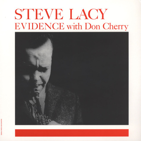 Steve Lacy & Don Cherry - Evidence