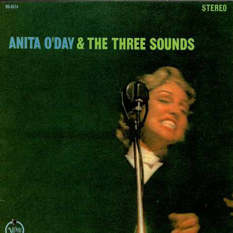 Anita O'Day And The Three Sounds - Anita O'Day & The Three Sounds