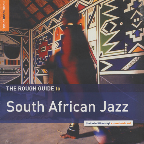 V.A. - The Rough Guide to South African Jazz