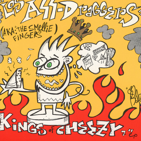 Los Ass-Draggers - Kings Of Cheezy