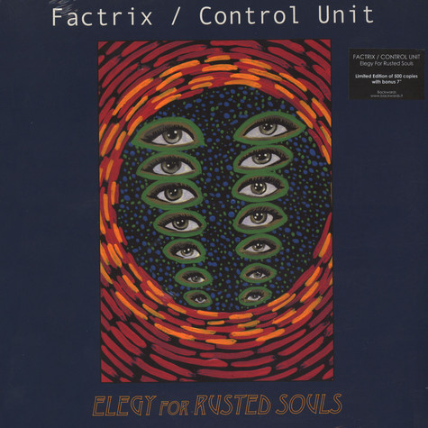 Factrix / Control Unit - Elegy For Rusted Souls