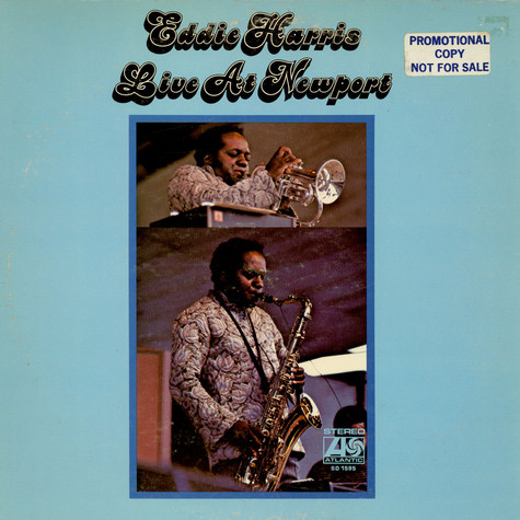 Eddie Harris - Live At Newport