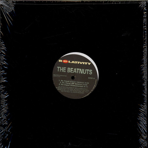 Beatnuts, The - No Equal