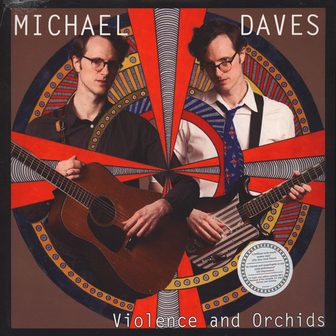 Michael Daves - Violence & Orchids