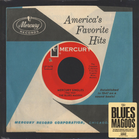 Blues Magoos - Mercury Singles (1966-1968)