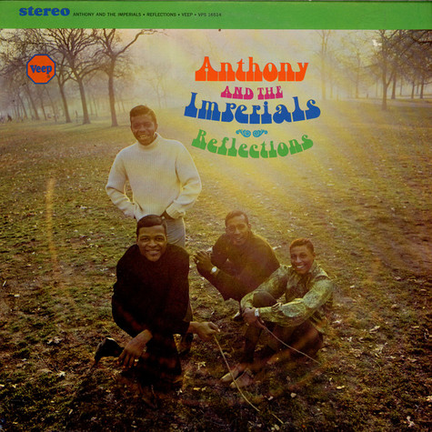 Little Anthony & The Imperials - Reflections