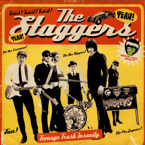 Staggers, The - Teenage Trash Insanity