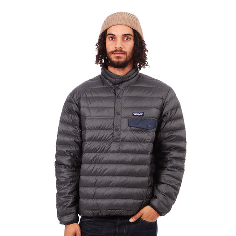 Patagonia - Down Snap-T Pullover Jacket