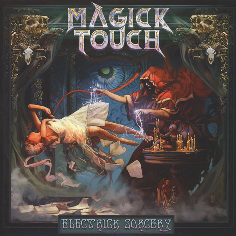 Magick Touch - Electric Sorcery