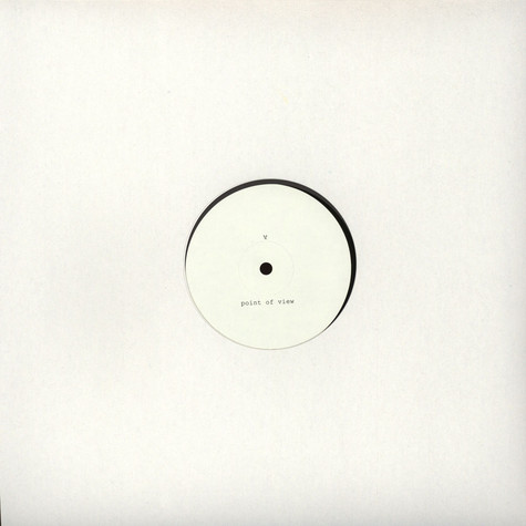 Giuliano Lomonte - Point Of View EP