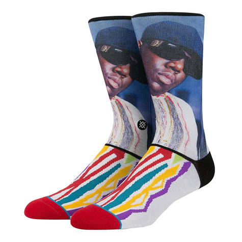 Stance x Notorious B.I.G. - The Illest Socks