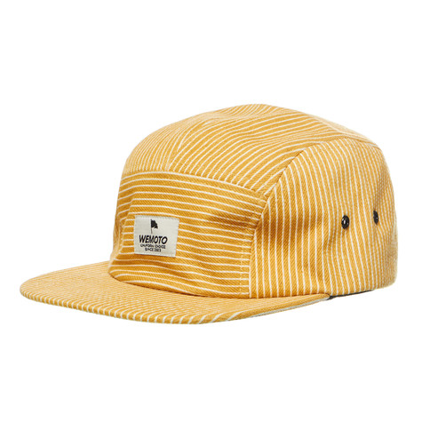 Wemoto - Pin 5-Panel Cap