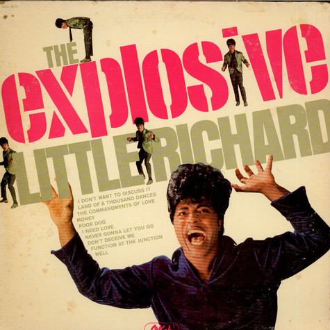 Little Richard - The Explosive Little Richard