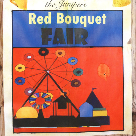 Junipers - Red Bouquet Fair Red Vinyl Edition
