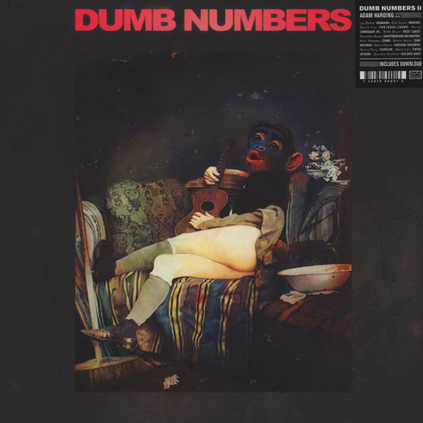 Dumb Numbers - II Black Vinyl Edition
