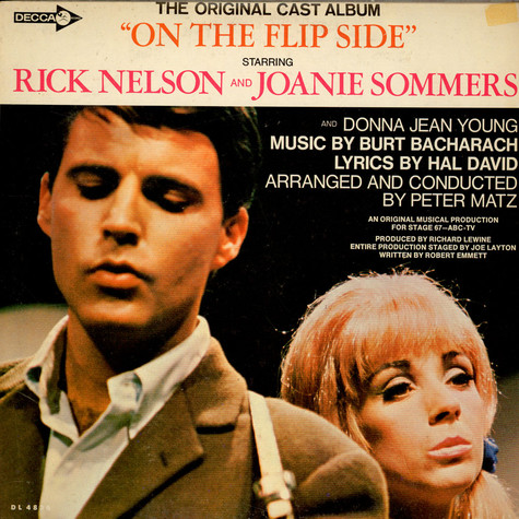 Ricky Nelson And Joanie Sommers - On The Flip Side