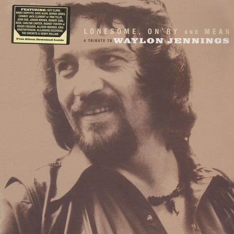 V.A. - Lonesome, On'ry & Mean A Tribute To Waylon Jennings