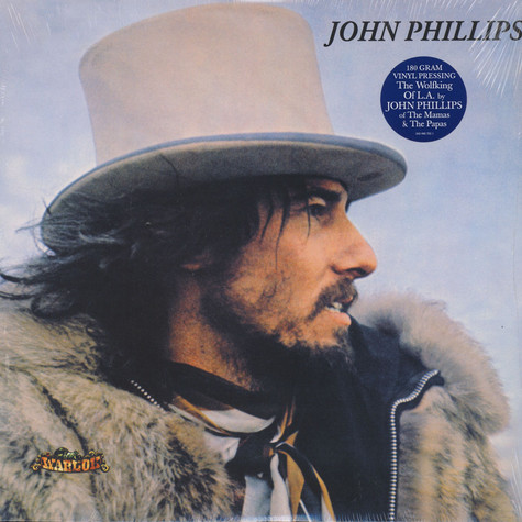 John Phillips - Wolf King Of L.A.