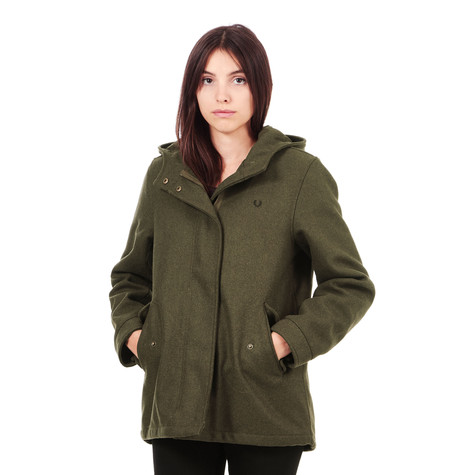 Fred Perry - Wool Parka