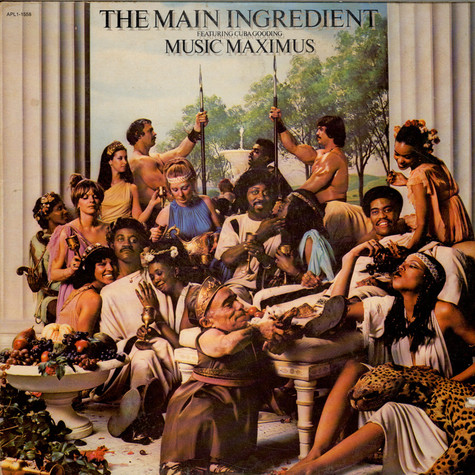 The Main Ingredient - Music Maximus