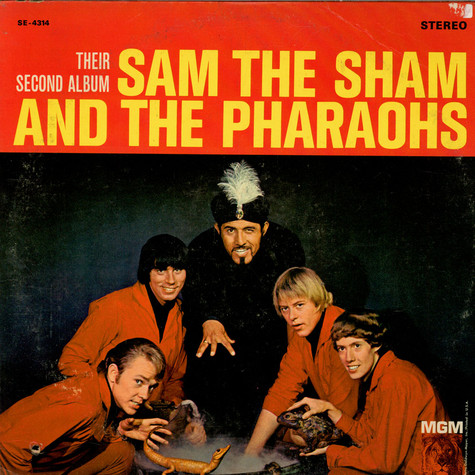 Sam The Sham & The Pharaohs - Their Second Album