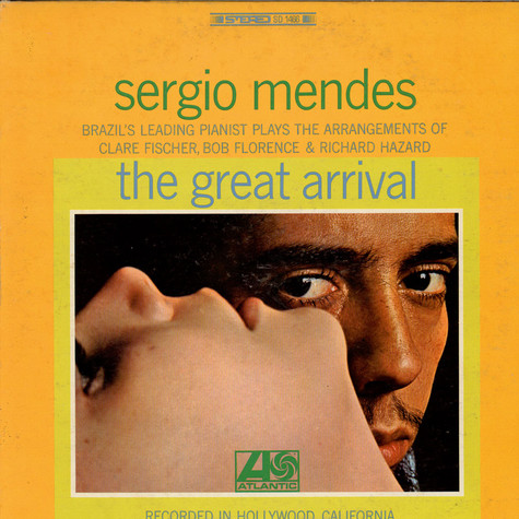 Sergio Mendes - Great Arrival