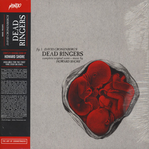 Howard Shore - OST Dead Ringers
