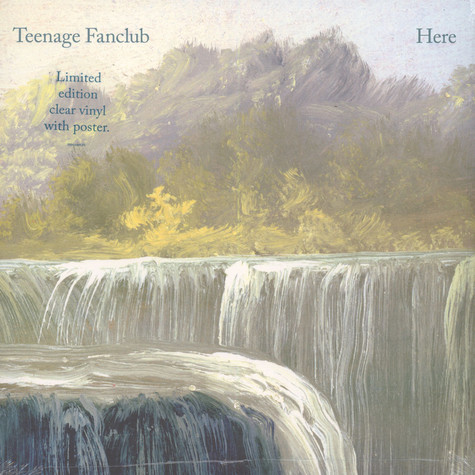 Teenage Fanclub - Here Clear Vinyl Edition