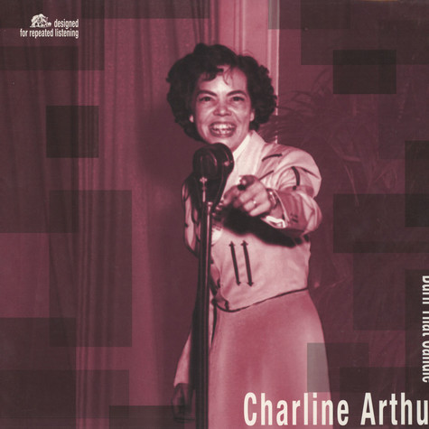 Arthur, Charline - Burn That Candle