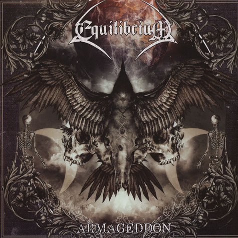 Equilibrium - Armageddon Purple Vinyl Edition