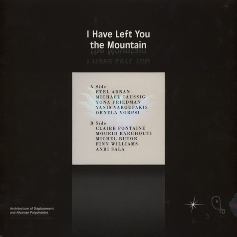 Albanian Pavillon - I Have Left You The Mountain