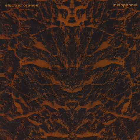 Electric Orange - Misophonia Black Vinyl Edition