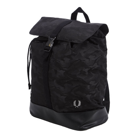 Fred Perry - Jacquard Camo Backpack