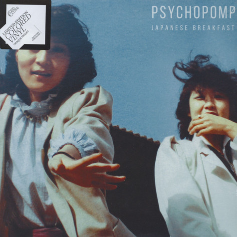 Japanese Breakfast - Psychopomp Limited Edition Colored Vinyl