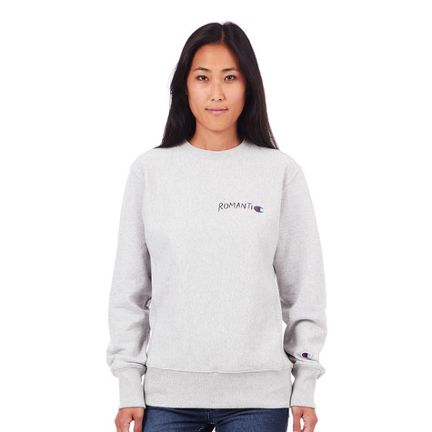 Champion x Wood Wood - Women's RomantiC Crewneck