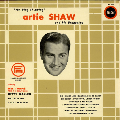 Artie Shaw And His Orchestra - The Best Of Artie Shaw