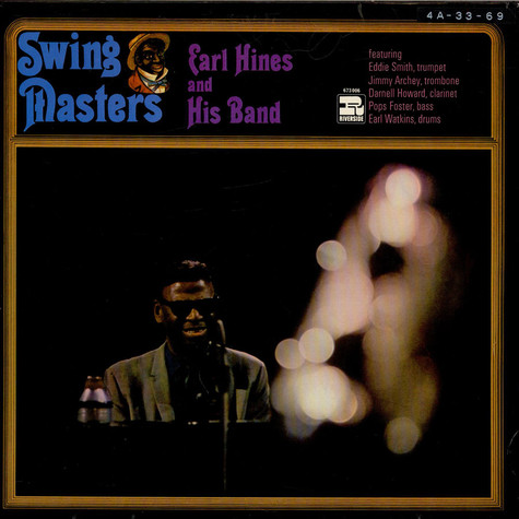 Earl Hines And His Band - Swing Masters