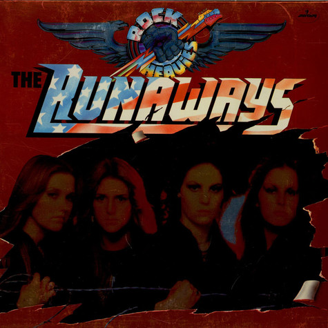 The Runaways - Rock Heavies