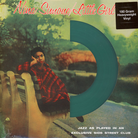 Nina Simone - Little Girl Blue Colored Vinyl Edition
