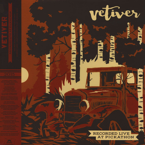 Vetiver & Wolf People - Live At Piackathon