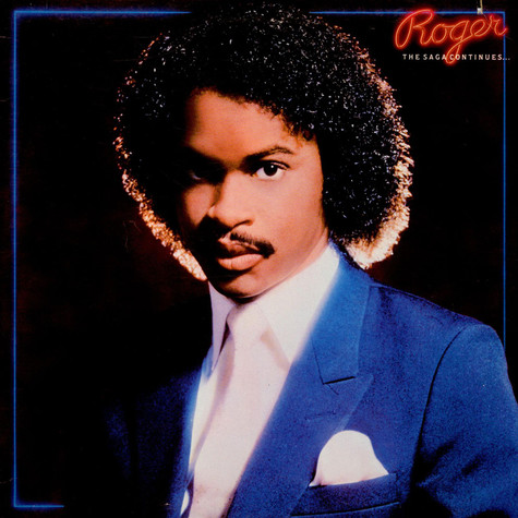 Roger Troutman - The Saga Continues...