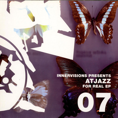 Atjazz - For Real EP