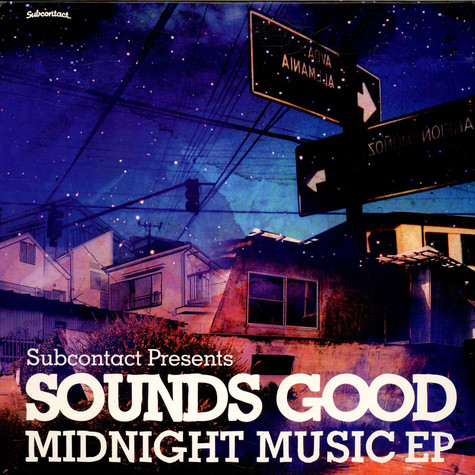 Sounds Good - Midnight Music EP