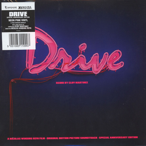Cliff Martinez - OST Drive - 5th Year Anniversary Edition